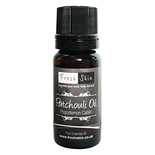 10ml Patchouli Pure Essential Oil from Freshskin