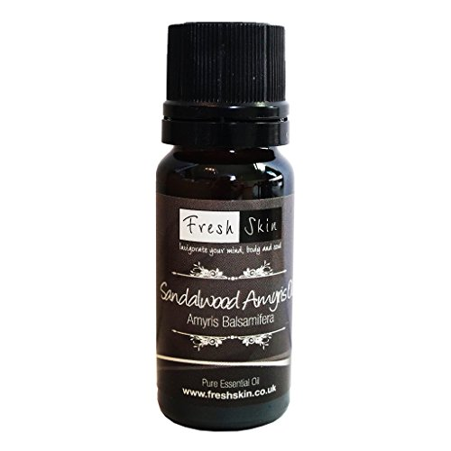 10ml Sandalwood Amyris Pure Essential Oil from Freshskin