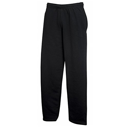 Fruit of the Loom Men's Open Hem Classic Jog Pants from Fruit of the Loom
