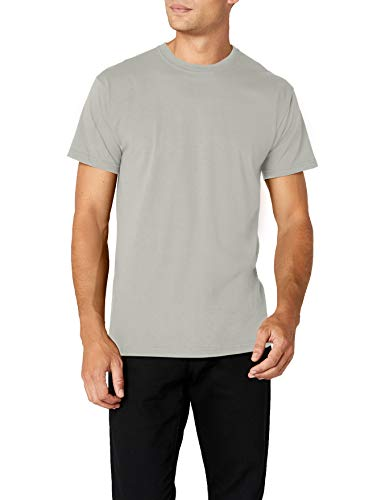 Fruit of the Loom Men's Super Premium Short Sleeve T-Shirt, Zinc, Medium from Fruit of the Loom