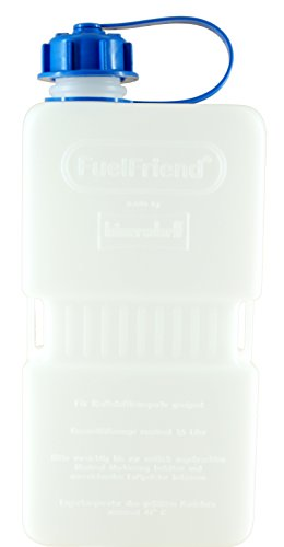 FuelFriend®-PLUS CLEAR BLUE 1.5 liters - Jerrycan for drinking water, Urea, Adblue® from Fuel Friend
