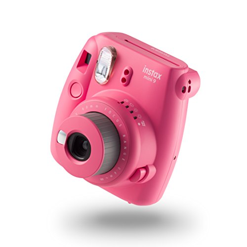 instax Mini 9 Camera with 10 Shots - Flamingo Pink from instax