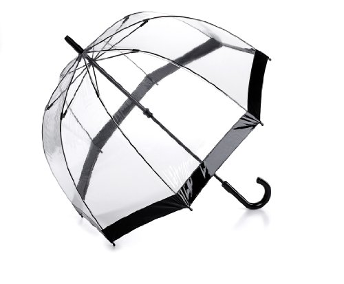 Fulton Birdcage 1 Umbrella Black Trim from Fulton