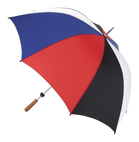 Fulton Fairway 2 Men's Umbrella Multi Panel One Size from Fulton