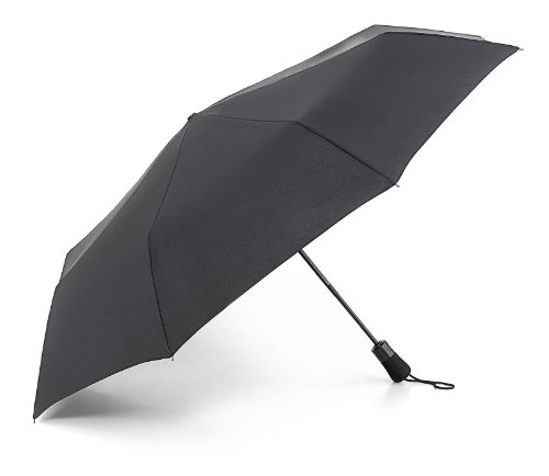 Fulton Jumbo Open & Close Umbrella Black from Fulton