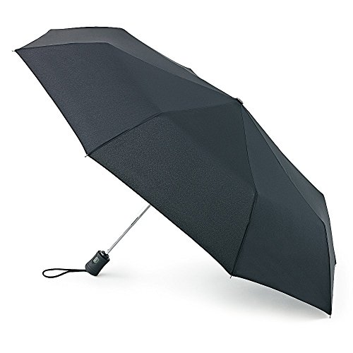 Fulton Open & Close 3 Umbrella Black - One Size from Fulton