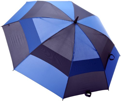 Fulton Stormshield Men's Umbrella Blue/Navy One Size from Fulton
