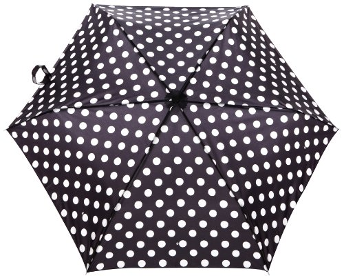 Fulton White Spot Women's Umbrella Multicoloured One Size from Fulton