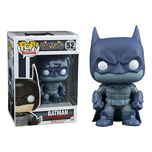 Funko 6610 Pop! Heroes: Batman Arkham Asylum - Batman (Detective Mode Exclusive) #52 from Funko