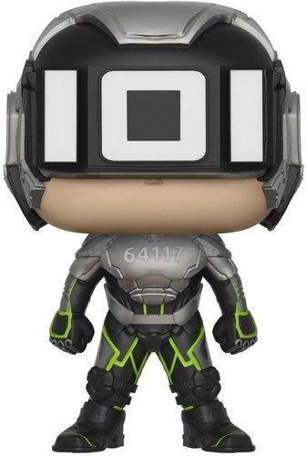 Funko 22057 S1 Pop Vinyl Ready Player One Sixer Figure, Multi from Funko