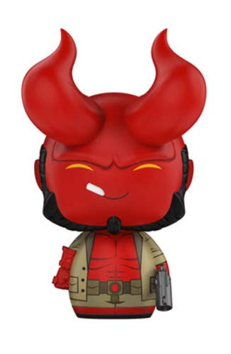 Funko 30499 Dorbz Hellboy w/Horns Collectible Figure, Multicolour from Funko