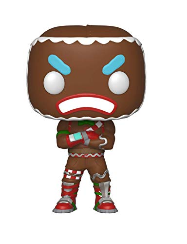 Funko 34880 POP Vinyl: Fortnite: Merry Marauder, Multi from Funko