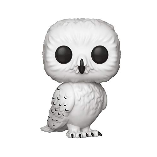 Funko 35510 POP Vinyl: Harry Potter S5: Hedwig Collectible Figure, Multicolour from Funko