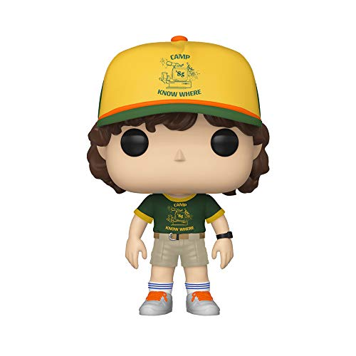 Funko 38532 POP Vinyl: Television: Stranger Things: Dustin (At Camp), Multi from Funko