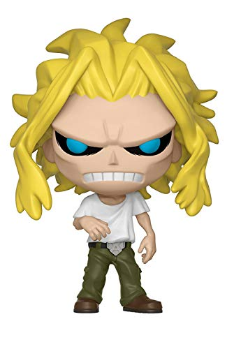 Funko 32127 POP Vinyl: Animation: My Hero Academia: All Might (Weakened), Multi, One Size from Funko