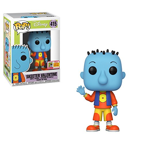 Funko Pop Skeeter Valentine 2018 Summer Convention Exclusive from Funko