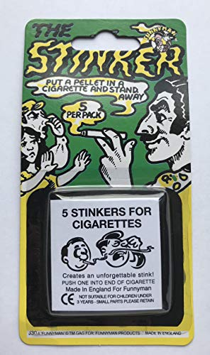 Cigarette Stinkers (5) from Inconnu