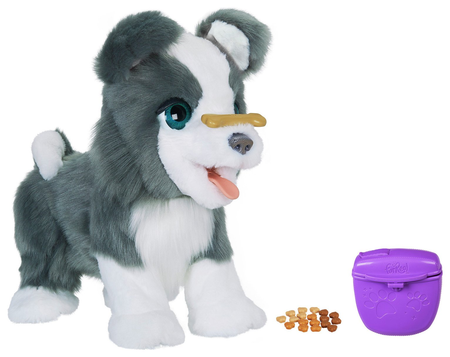 furReal Ricky, the Trick-Lovin' Pup from FurReal