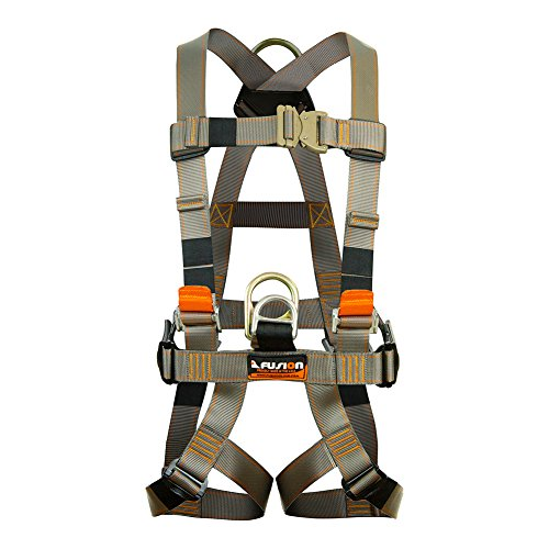 FUSION Unisex's Plemistis Harness-Multi-Colour, Small/Medium from FUSION