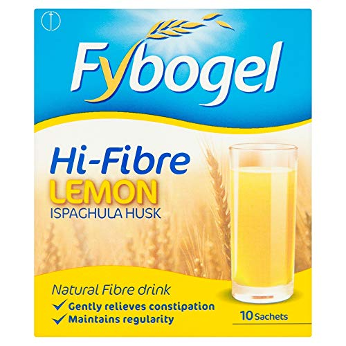 Fybogel Hi-Fibre Sachets Lemon 10 [Personal Care] from Fybogel
