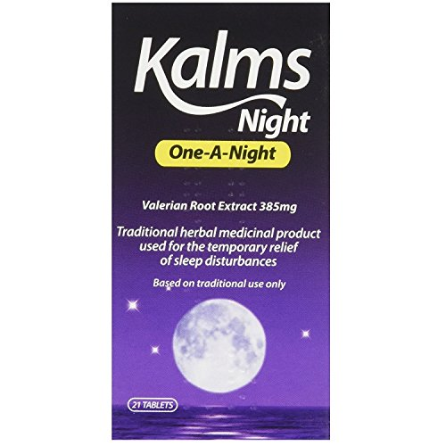 Kalms One A Night (21's) x 6 Pack from G R LANE HEALTH PRODUCTS