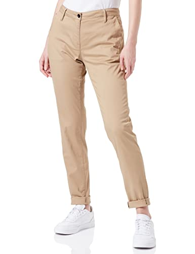 G-STAR RAW Women's Bronson Mid Skinny Chino Wmn Skinny Trousers - Beige - W27/L30 from G-STAR RAW