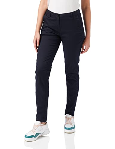 G-STAR RAW Women's Bristum Mid Skinny Chino Trousers, Blau (Mazarine Blue 4213), 32W x 32L from G-Star RAW