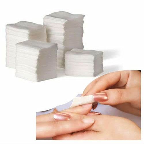 Brand New 400 X Nail Wipes Pads Art Gel Acrylic Polish Remover Pedicure Manicure from G4GADGET