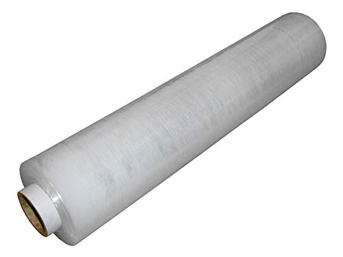 Heavy Duty Strong Clear Pallet/Stretch/Shrink Wrap Packaging Cling Film - 400mm x 250m from G4GADGET