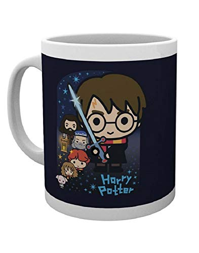 GB eye Harry Potter, Characters, Mug, Various from GB Eye Limited