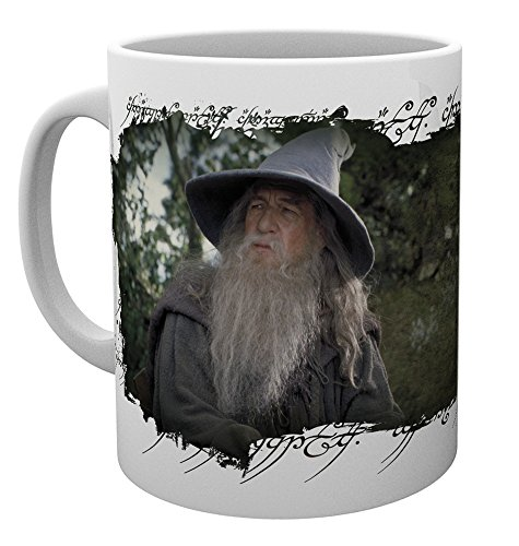 GB eye Ltd Lord of The Rings, Gandalf, Mug, Various from GB Eye Limited