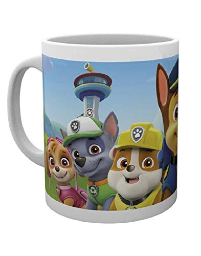 GB eye Paw Patrol, Group, Mug, Various from GB Eye Limited