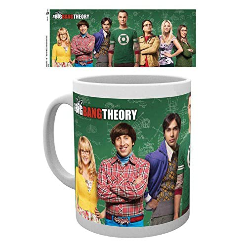 "GB eye""The Big Bang Theory Cast"" Mug, Various from GB Eye Limited"
