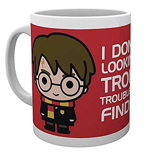 GB eye Ltd Harry Potter, Front And Back, Mug, Various from GB eye Ltd