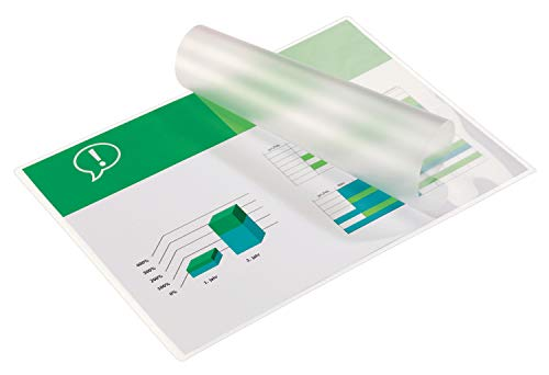 GBC A3 2x125 Micron Gloss Laminating Pouches, Pack of 100, 3200725 from GBC