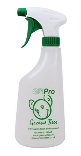 GBPro Spray bottle/container (600ml+) handy dispenser (+ % dilution markings) from GBPro