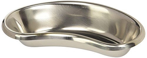 Stainless Steel Kidney Dish, Deep, 162 mm x 77 mm x 31 mm by Instruments GB from Instruments GB