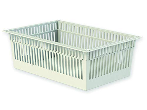 GIMA S.p.A VASISO604020A Plastic Basket 60x40x20 cm from GIMA S.p.A