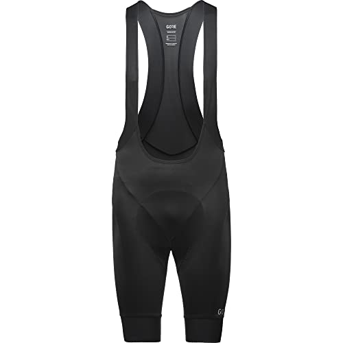 Gore Wear Men C5 Opti Bib Shorts+ black Medium 100162 from GORE WEAR