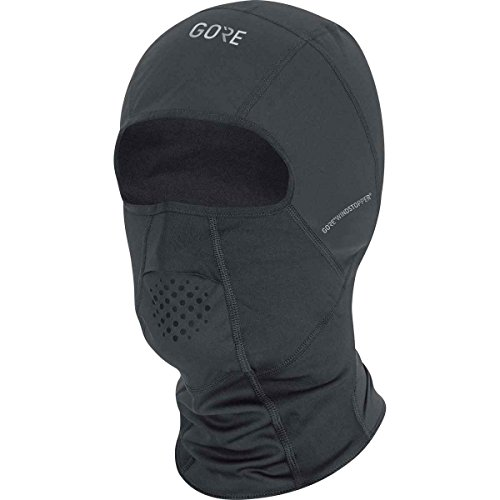 GORE WEAR Unisex's M WINDSTOPPER Balaclava, Black, One Size from GORE WEAR