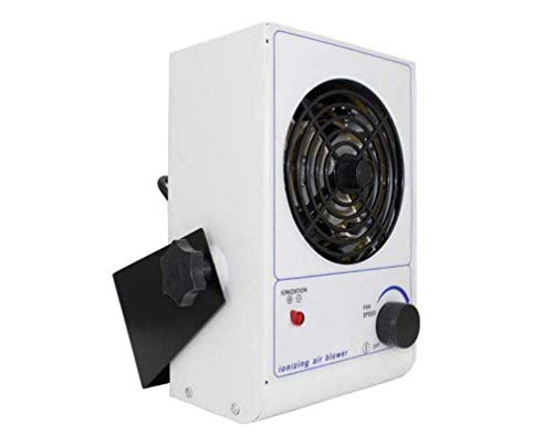 GR-TECH Instrument ® High quality PC ESD Ionizing Air Blower Fan Ion Anti-Static Fan 220V from GR TECH