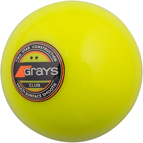 Grays Hockey Club Ball - Yellow from GRAYS