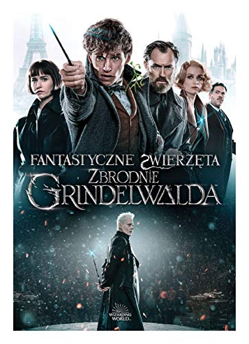 Fantastic Beasts: The Crimes of Grindelwald [DVD] (English audio. English subtitles) from Galapagos