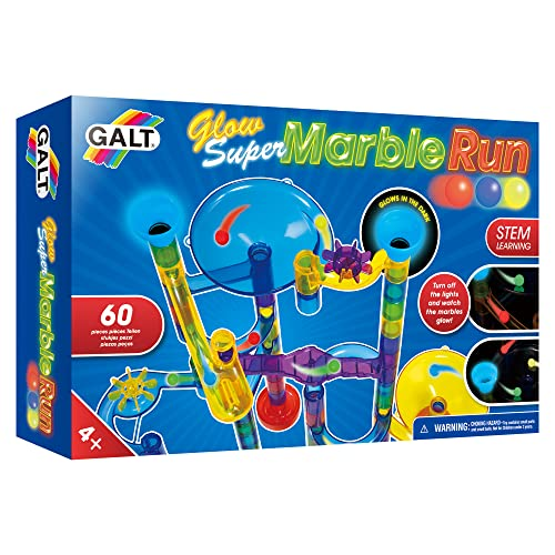 Galt Toys Glow Super Marble Run from Galt Toys