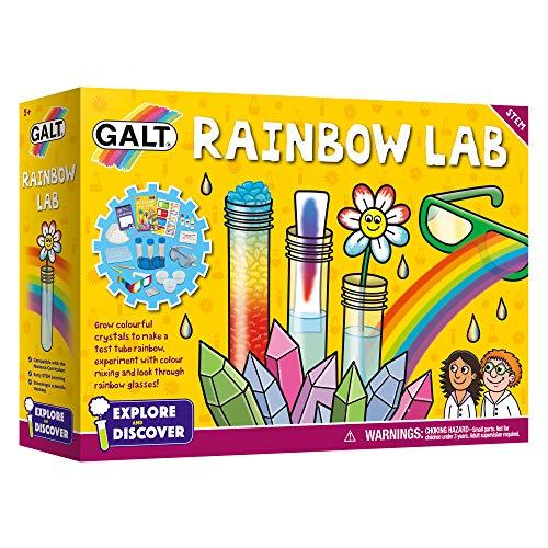 Galt Toys Rainbow Lab Kit from Galt Toys