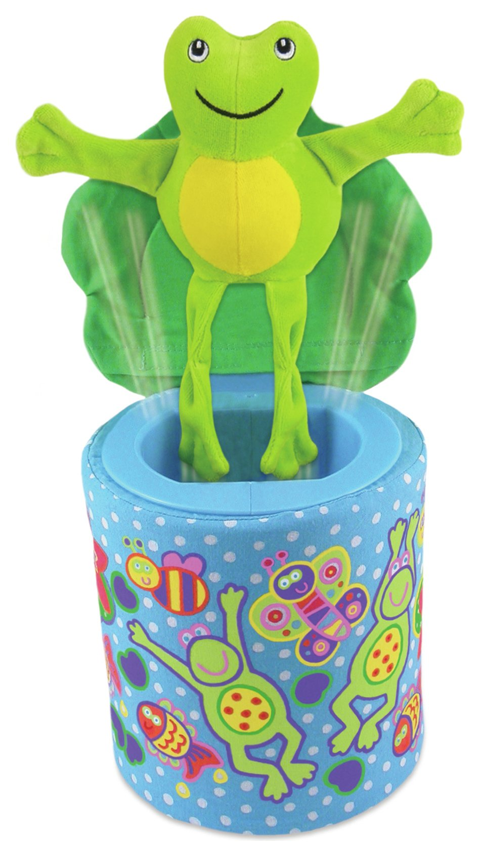 Galt Toys - Frog in a Box from galt toys