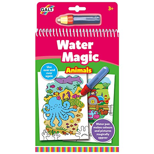 Galt Toys Water Magic Animals - Multi-Coloured from Galt Toys