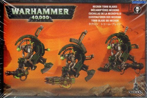"Games Workshop 99120110019"" Necron Tomb Blades Tabletop and Miniature Game from Games Workshop"