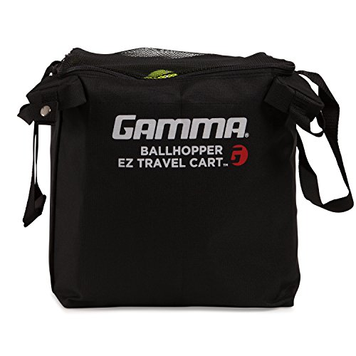Gamma Ballhopper Ez Travel Cart Bag, Black from Gamma