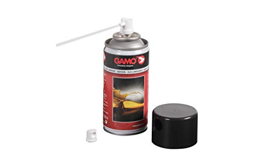 Gamo BSA Aerosol Oil Spray for Air Rifle / Gun / Pistol - 150 ml can and long nozzle attachment as well from Gamo